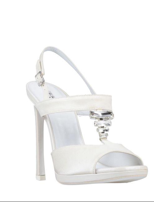 Brand scarpe sposa? 4