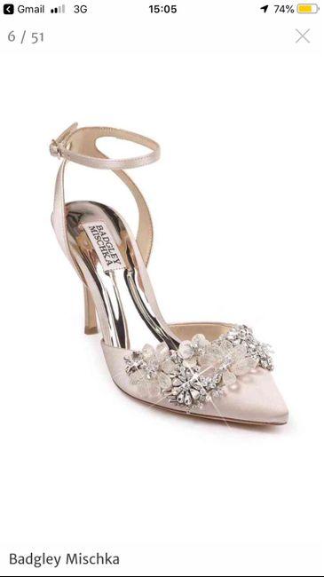Brand scarpe sposa? 5