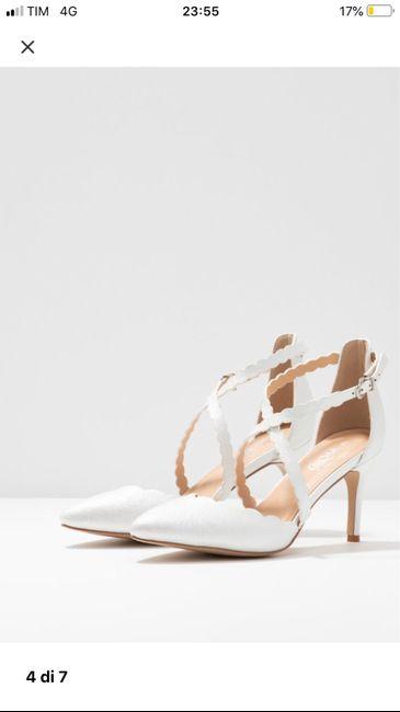 Brand scarpe sposa? 6