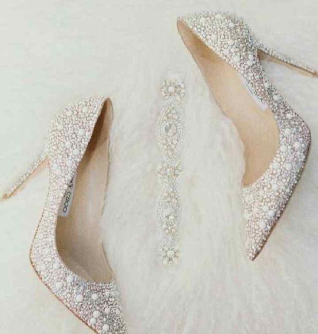 Brand scarpe sposa? 7