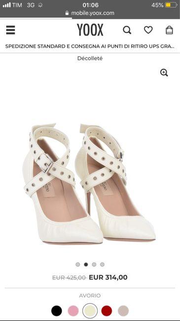 Brand scarpe sposa? 8