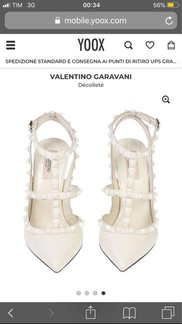 Brand scarpe sposa? 9