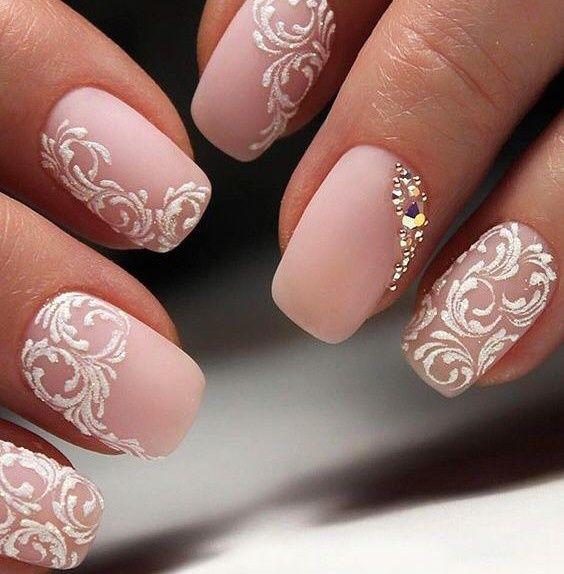 Manicure sposa 13