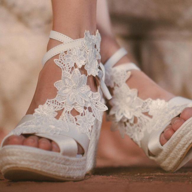 Zeppe per sposa 👰🏻 6