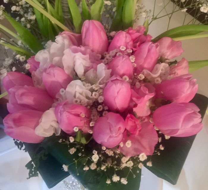 Bouquet di tulipani: vi piace? 1