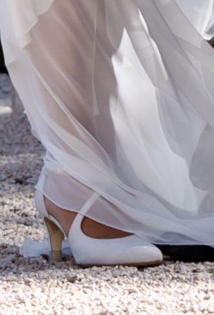 Dubbio scarpa 😱 2