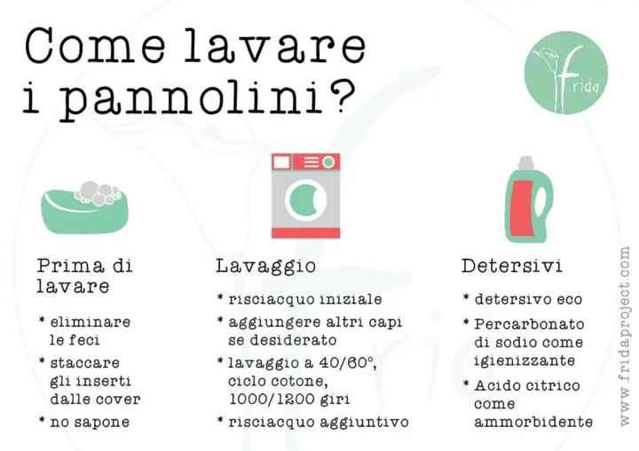 Pannolini lavabili - 3