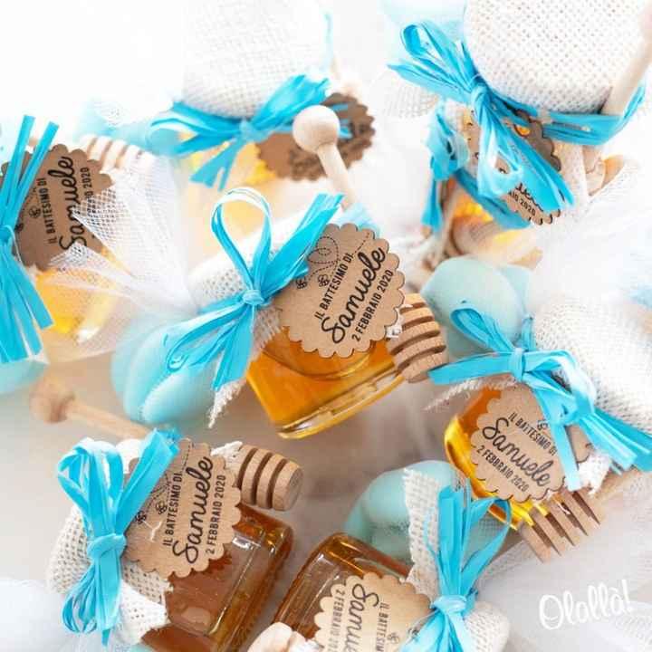 bomboniere vasetti di miele - 3