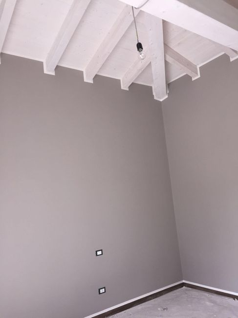 Colore pareti tortora cappuccino   página 2   vivere insieme ...