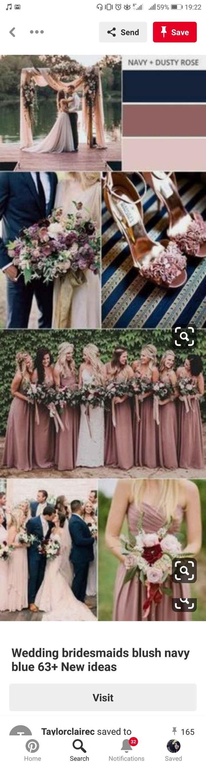 Matrimonio di tendenza: Classic Blue - 6