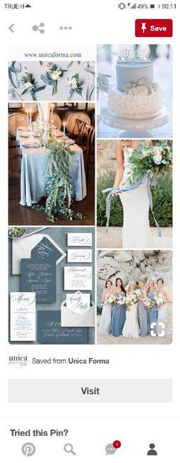 Matrimonio Colore Azzurro : Il colore del matrimonio l azzurro pagina
