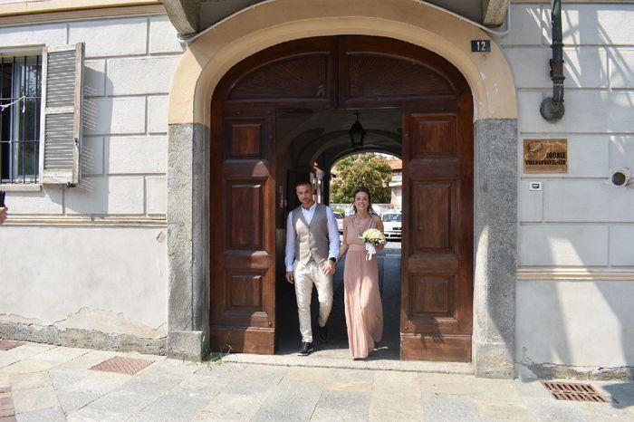Finalmente Marito & Moglie ♡ 5