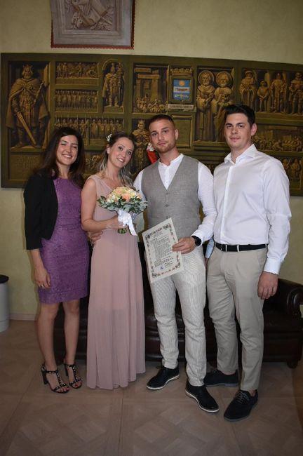 Finalmente Marito & Moglie ♡ 1