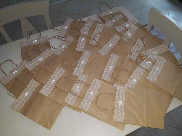 Wedding Bags fai da te [-84♡] - 1
