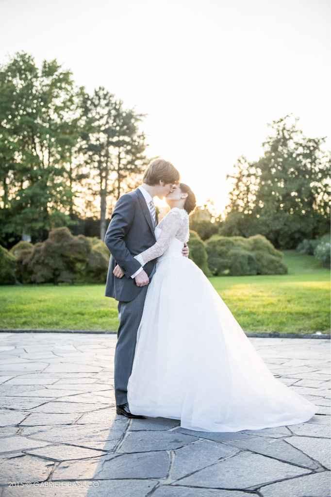 Ti sei sposata con un modello di le spose di giò? - 3