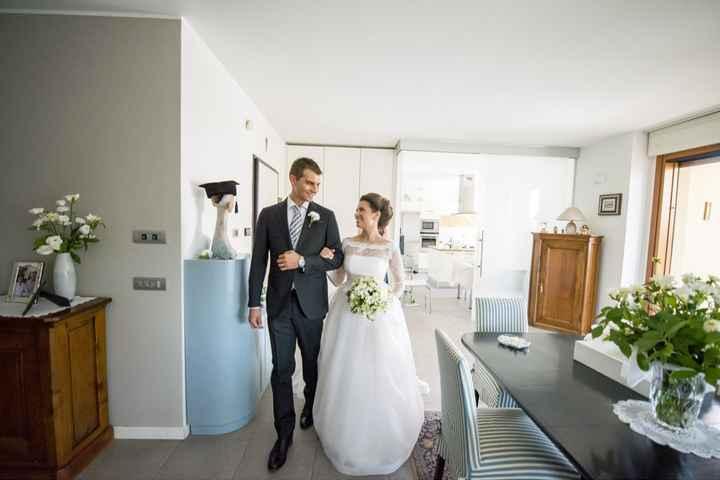 Ti sei sposata con un modello di le spose di giò? - 4