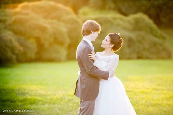 Ti sei sposata con un modello di le spose di giò? - 5
