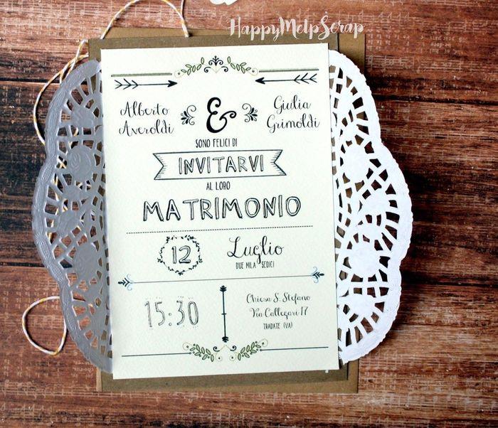 Partecipazioni Matrimonio Informali.La Mia Bozza Per Le Partecipazioni Organizzazione Matrimonio