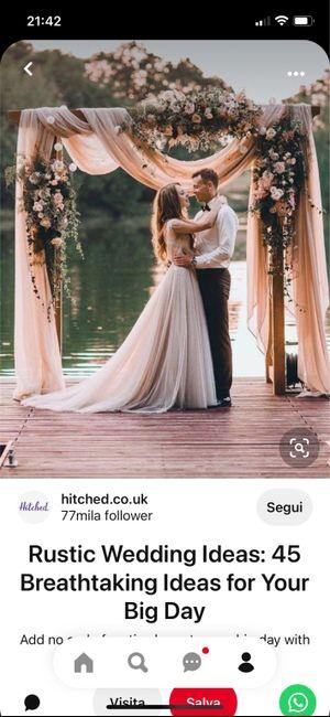 Che stile avrà il vostro matrimonio?? 16