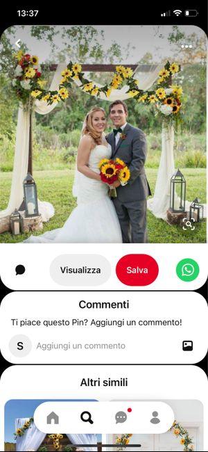 Fiori matrimonio 5