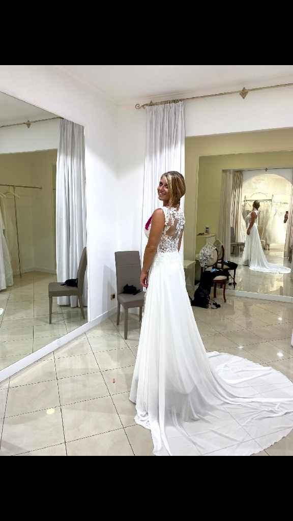 Reggiseno comfort colore bianco seta - prima prova abito 😍👰 - 2