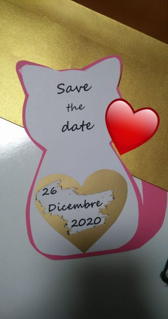 Save the date 💌 - 1