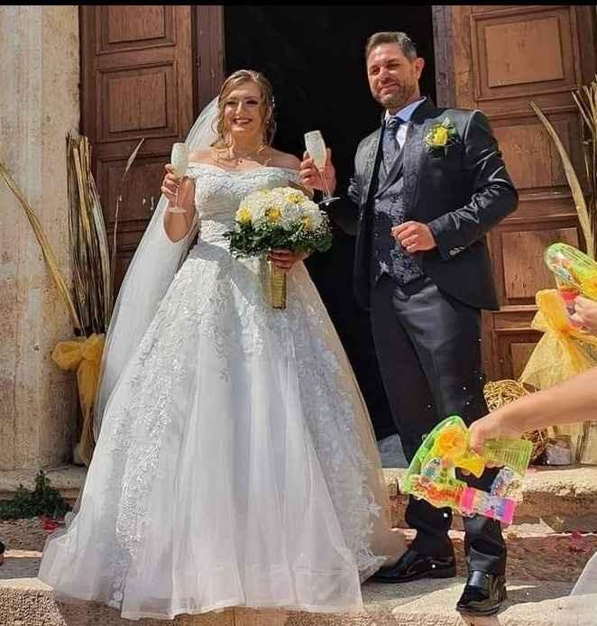 17-09-2020 Finalmente marito e moglie ❤ Anche per noi é arrivato il nostro giorno tanto atteso con m