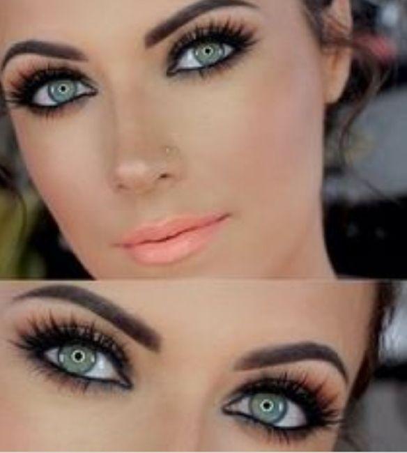 Sposa bionda e occhi azzurri 13