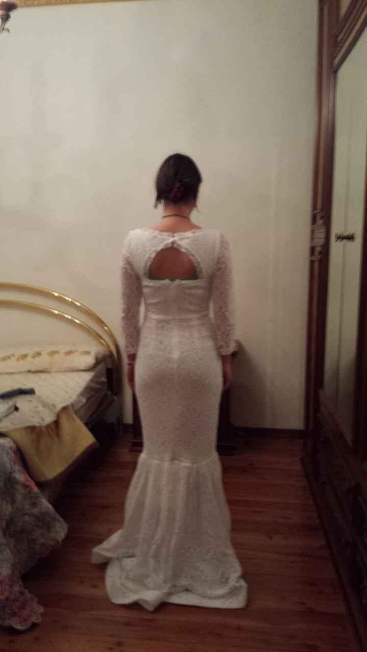 Vi piace il mio vestito?? - 2