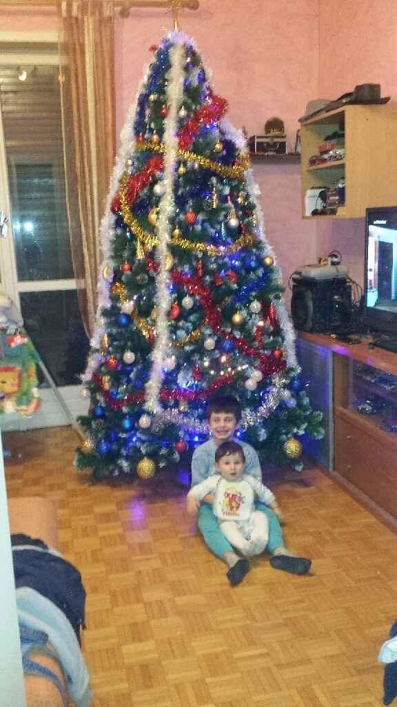L'albero fatto dai nostri bimbi - 1