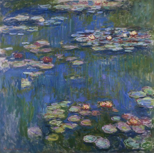 TEMA DEL TABLEAU: L'Acqua nell'Arte