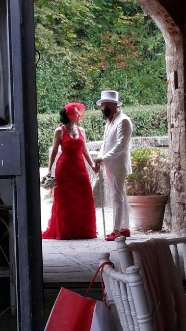Il mio matrimonio rockandroll ... foto invitati 2