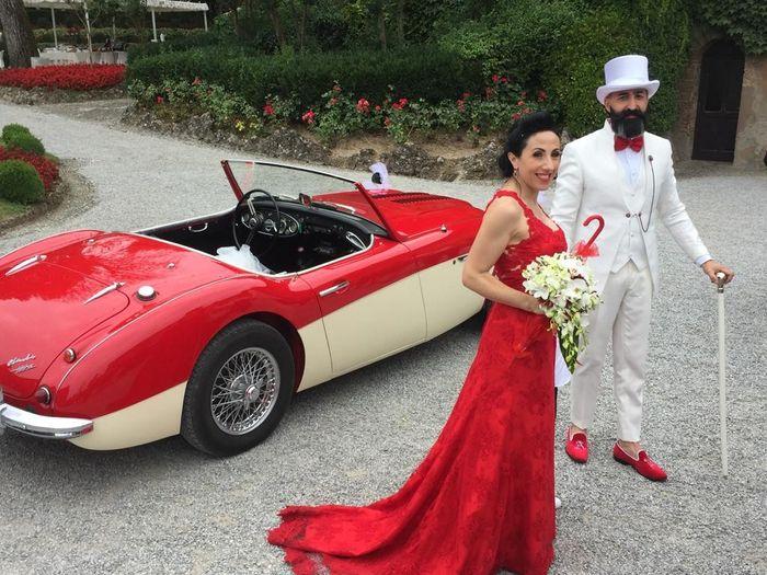 Il mio matrimonio rockandroll ... foto invitati 7