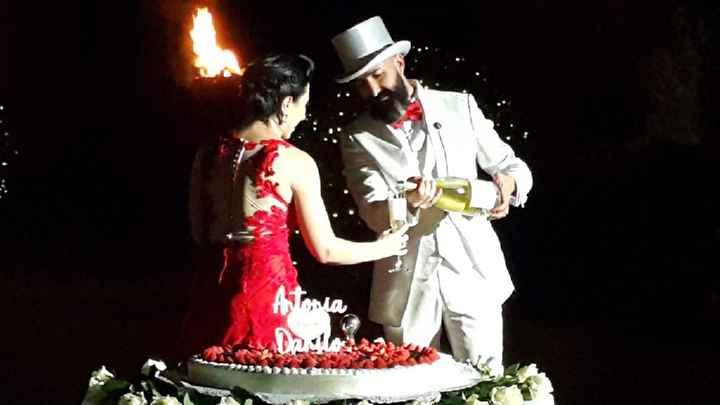 Il mio matrimonio rockandroll ... foto invitati - 1