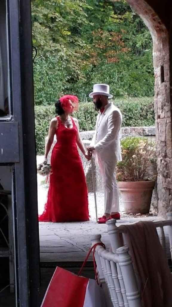 Il mio matrimonio rockandroll ... foto invitati - 2