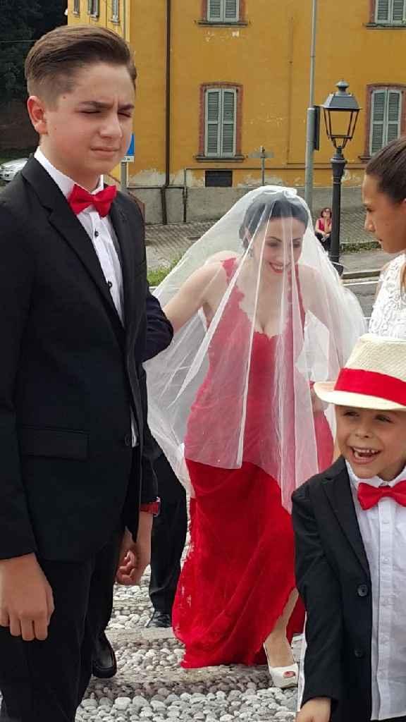 Il mio matrimonio rockandroll ... foto invitati - 4