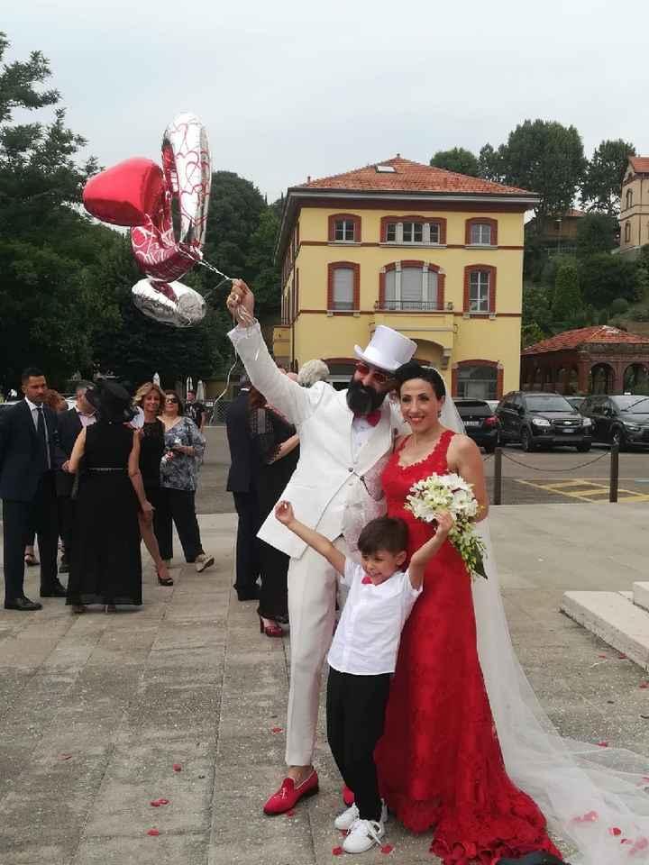 Il mio matrimonio rockandroll ... foto invitati - 6