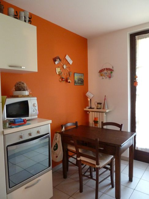 Imbiancare La Cucina. Latest Beautiful Imbiancare Soggiorno Colori ...