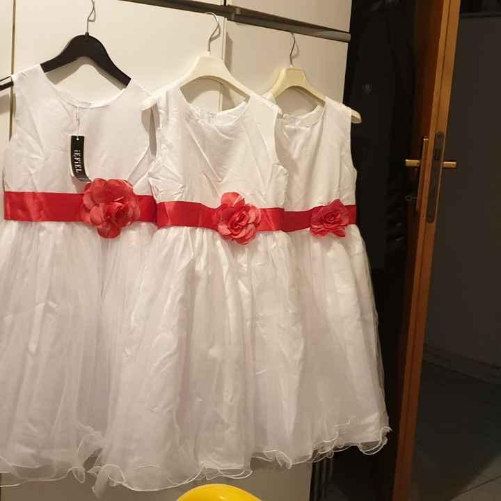 Consigli su acquisto abiti damigelle (bimbe) e paggetto - 1
