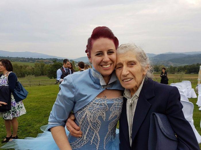 Nonna e me
