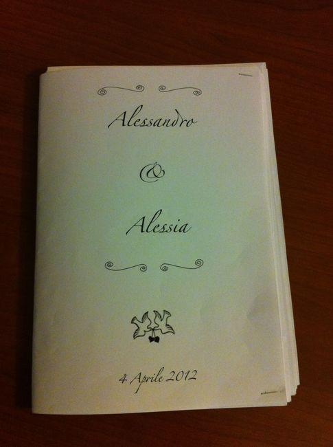 Matrimonio Rito Romano Libretto : Libretto rito work in progress fai da te forum