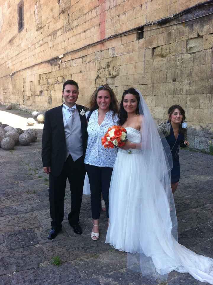 Io, Miriam e Salvatore