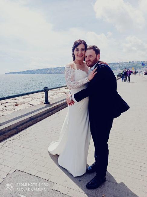 Finalmente sposi 6 maggio 2021 1