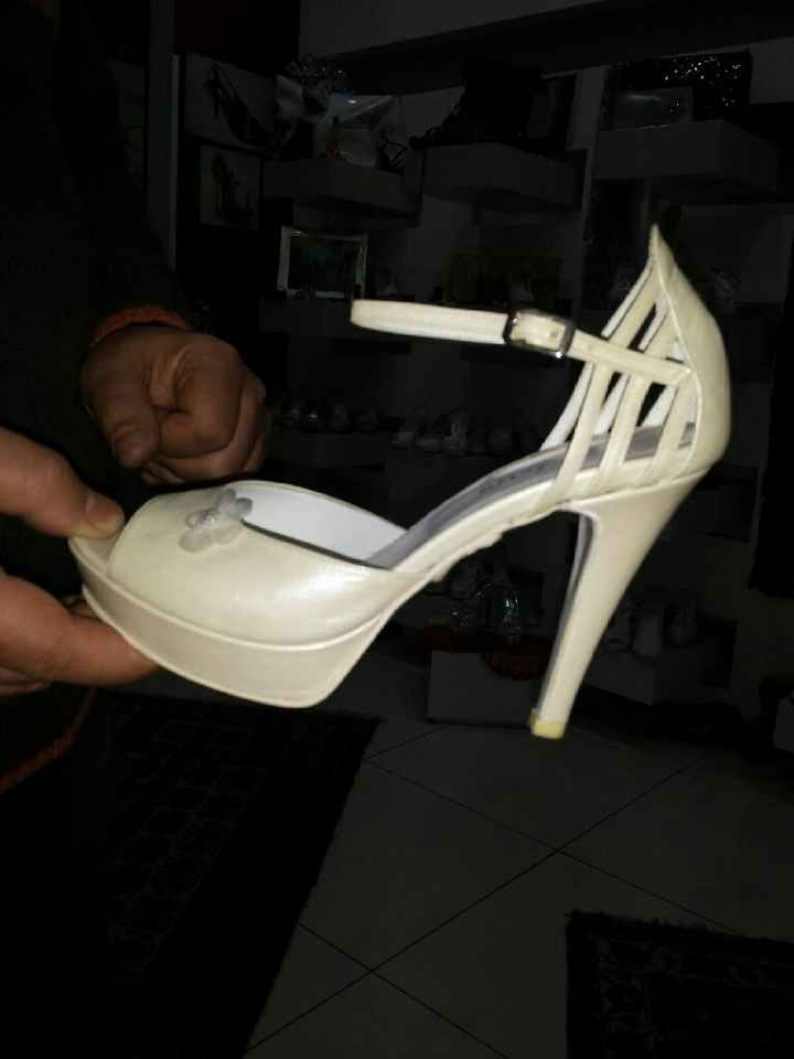 Help scarpe sposa a catania.... - 1
