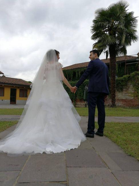 per tutte le spose 2020...una storia a lieto fine 8