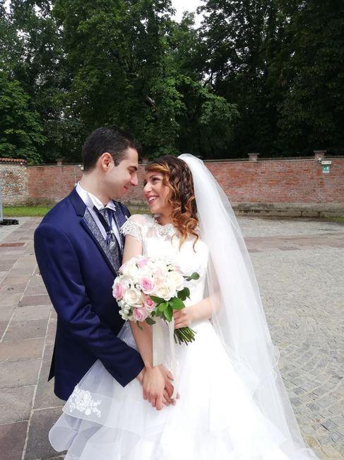 per tutte le spose 2020...una storia a lieto fine 9