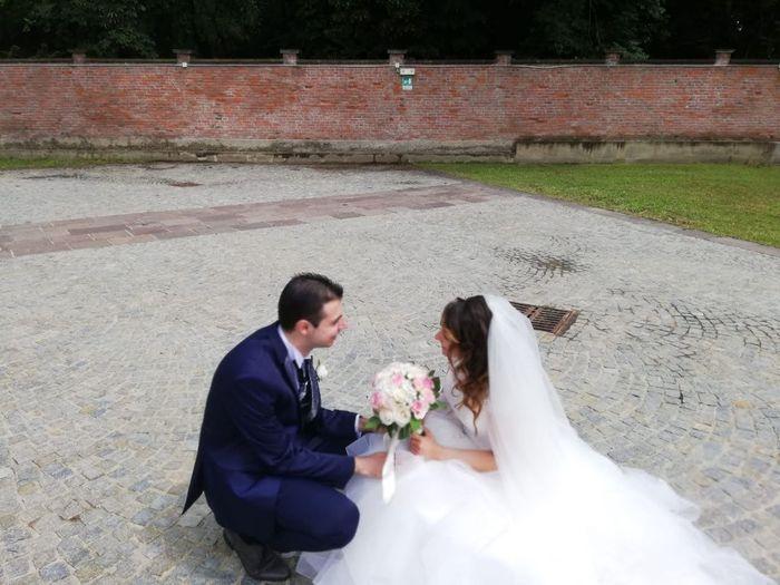 per tutte le spose 2020...una storia a lieto fine 12