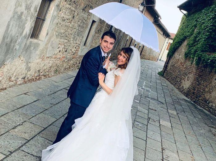 per tutte le spose 2020...una storia a lieto fine 14
