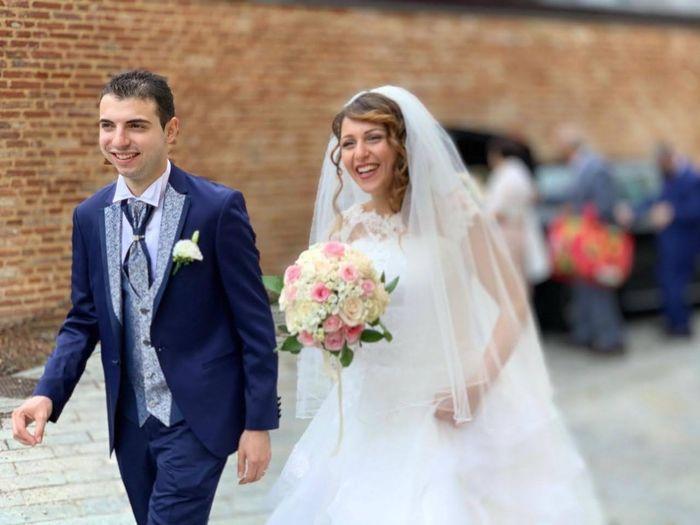 per tutte le spose 2020...una storia a lieto fine 16