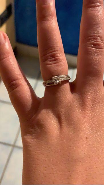 Anello di fidanzamento 10